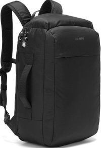 Front facing view of the Pacsafe Vibe 28L Anti-Theft Backpack