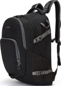 Front facing view of the Pacsafe Venturesafe 28L G3 Anti-Theft Backpack