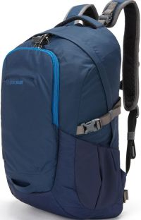 Front facing view of the Pacsafe Venturesafe 25L G3 Anti-Theft Backpack