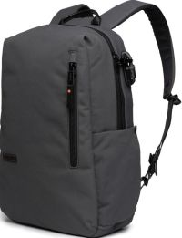 Front facing view of the Unbox Therapy X Pacsafe 25L Anti-Theft Backpack
