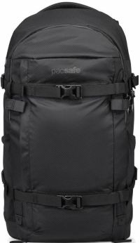 Front facing view of the Pacsafe Venturesafe X40 Anti-Theft Backpack