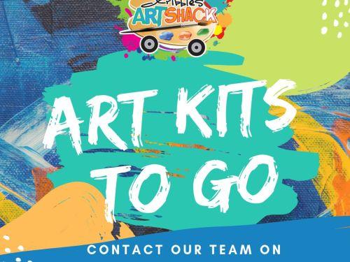 Art Kits to Go