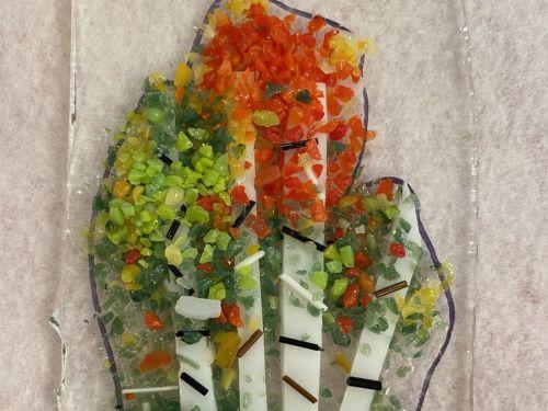 At Home Kit-Michigan Glass Fusion @ Art Yourself Studio