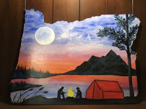 CyberArt Camp Oregon Board Art (online class)
