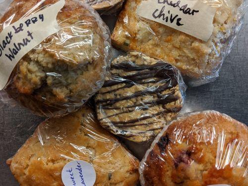 Muffin, Scone & Puck Batch Order