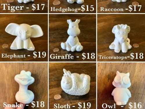 Animal Figures 2-Go Kit