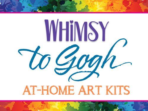 Whimsy To Gogh Art Kits