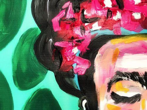 Virtual ArtJamz®: Paint Like Frida