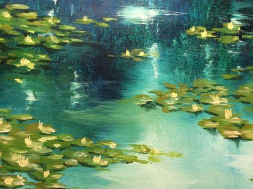 Virtual ArtJamz®: Paint Like Monet