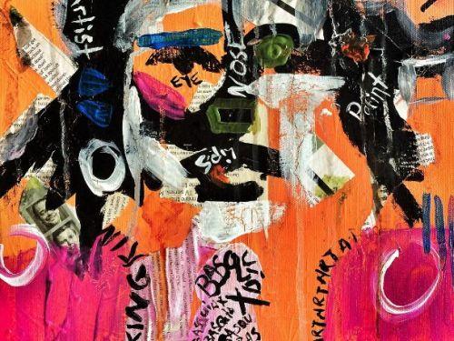 Virtual ArtJamz®: Paint Like Basquiat
