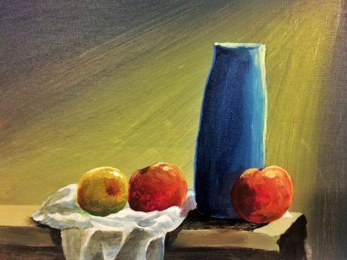 Virtual ArtJamz®: Intro to Painting