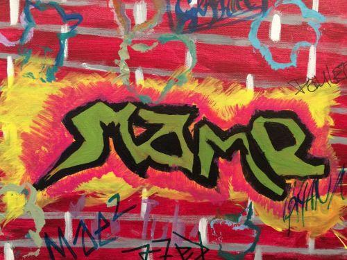 Virtual ArtJamz®: Graffiti 101