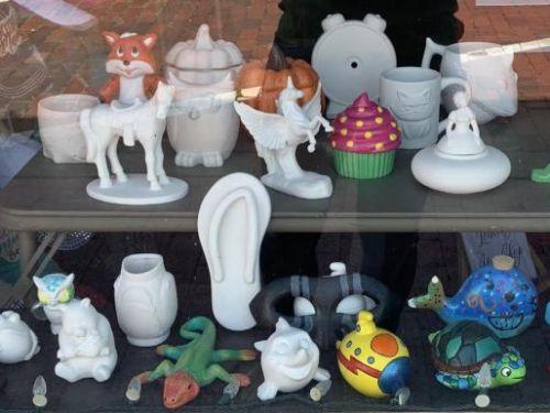 At-Home Pottery Kits