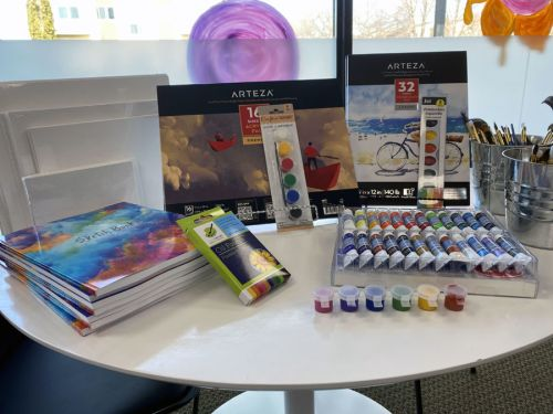 Build your own Art Kit