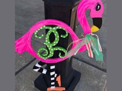 Flamingo ~ At Home Kit