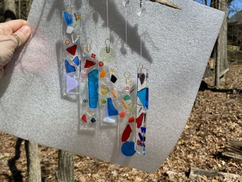 At Home Kit-Glass Chimes @ Art Yourself Studio