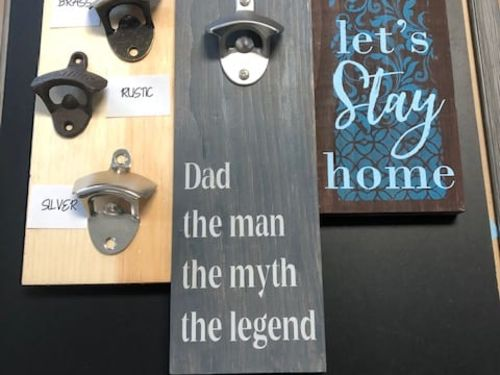At-Home Experience - Bottle Opener