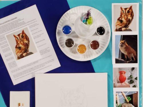 NATURE'S NURSERY Art-to-GOGH Take Home Kits