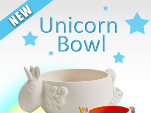 Unicorn Bowl To Go Kit