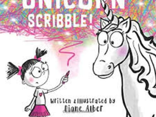 Online Story Time and Art - Never Let a Unicorn Scribble!