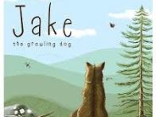 Online Story Time and Art - Jake the Growling Dog
