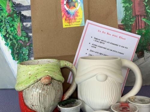 To Go Box - Gnome Mug