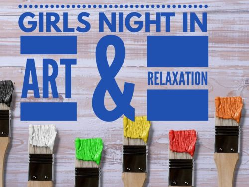 Girls Night IN - a Virtual Experience