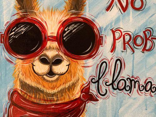 Online Class - NEW! No Prob-llama with EMMA