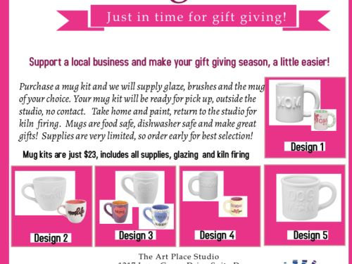 Mothers Day Mug Kit