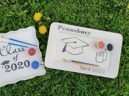 Graduate Plates
