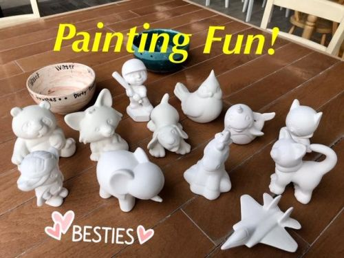 Paint Pals At-Home Glaze/to be kiln fired Kit