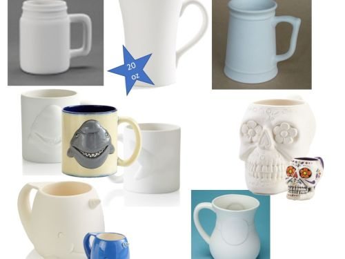 To Go Box - Magical Mugs $25 each