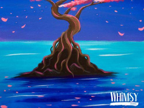 Whimsy to Gogh Art Kit - Bonsai Sea