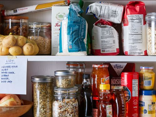 How to Stock Your Kitchen Pantry