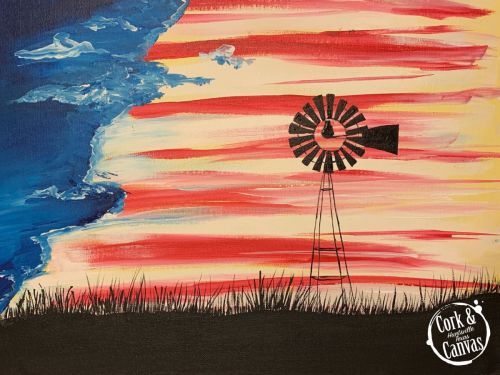 American Sky Paint @ Home Experience