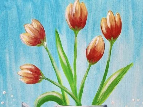 Whimsy to Gogh Art Kit - Freshly Picked