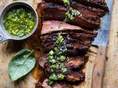 Online & INTERACTIVE: Steak Dinner