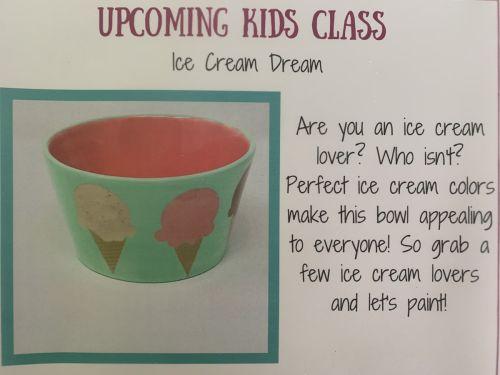 Ice Cream Bowl Online Class