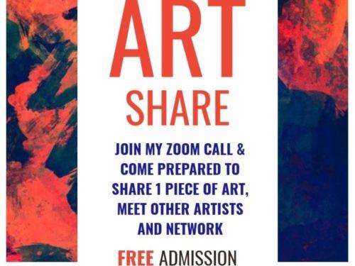 Virtual Art Share