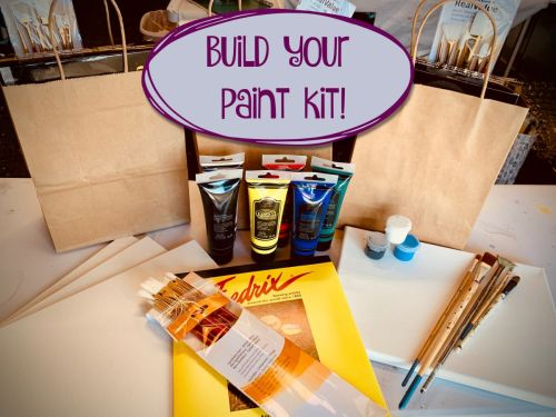 At-Home Painting Kit