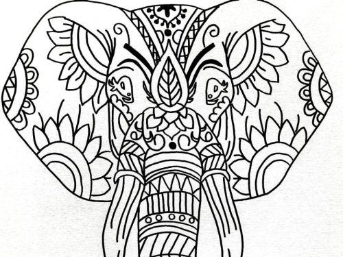 Creativity Kit - Elephant - TO GO