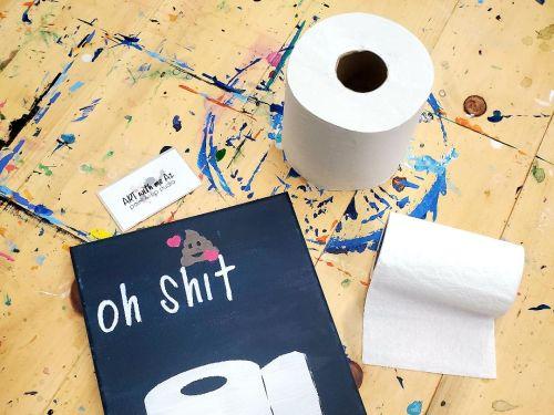Creativity Kit - Oh Shit - TO GO