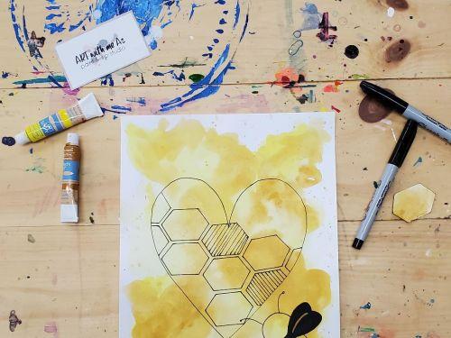 Creativity Kit- BEE Kind - TO GO