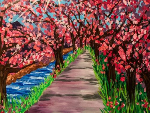 Online Class - NEW! Shades of Spring with EMMA