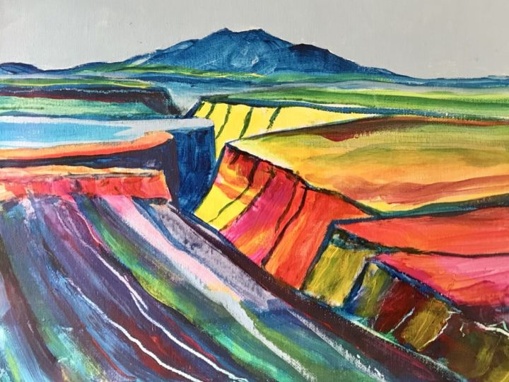 Santa Fe Art Classes – 2 Hour Painting Classes for Beginners