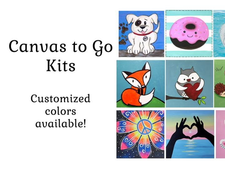 12 x 12 Canvas to Go Kit