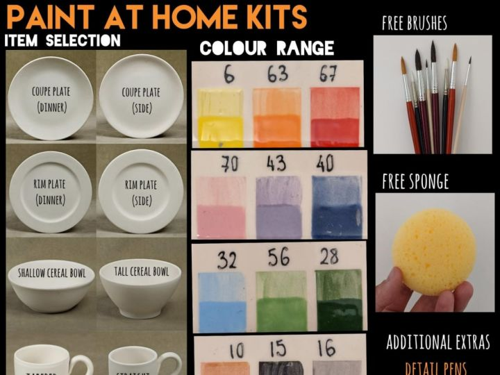 Paint At-Home Kit