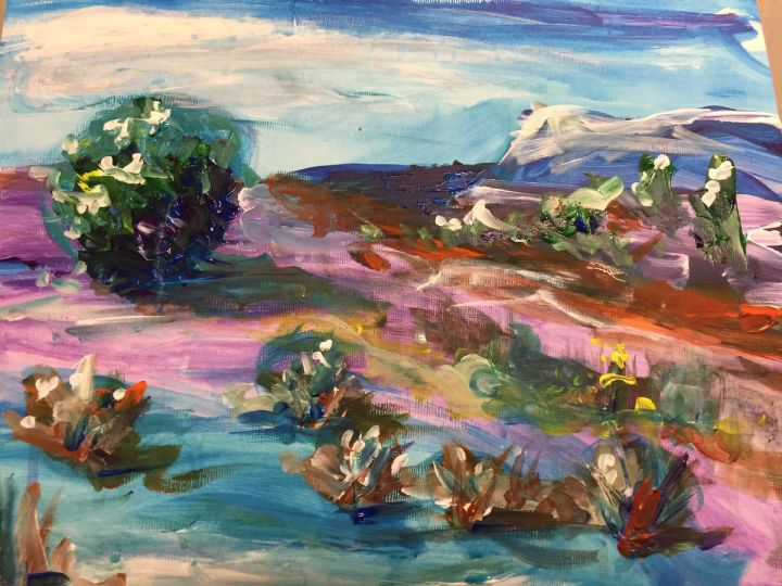 Santa Fe Art Classes – 2 Hour Painting Classes for Beginners