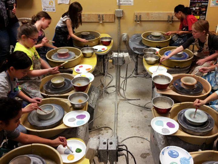 Class calendar creative arts studios royal oak pottery painting summer art camp 2018 session 6 solutioingenieria Gallery