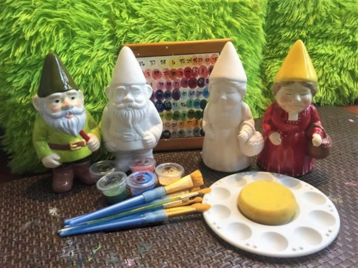 Pottery Take Home Kits!